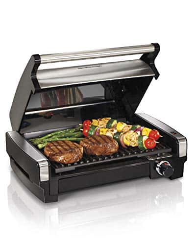 Hamilton Beach Indoor Smokless Grill