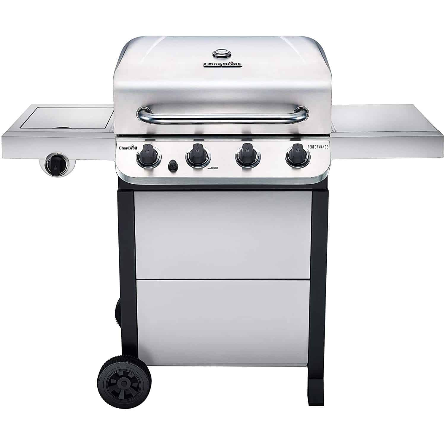 charbroil 463377319 performance 4-burner gas grill under $500