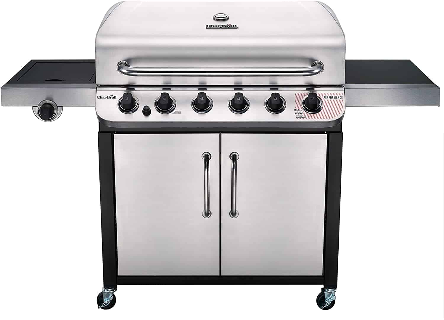 Char-Broil Performance 650 6-Burner Propane Grill