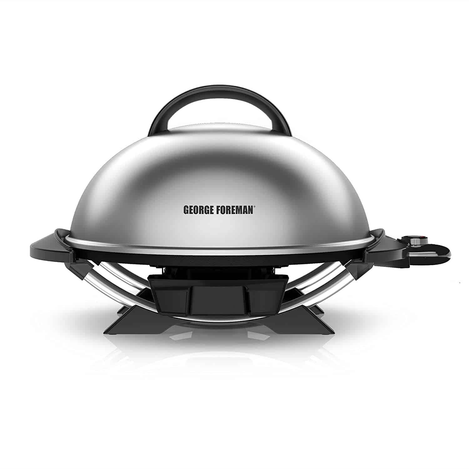 George Foreman 15-Serving Indoor/Outdoor Electric Grill GFO240S
