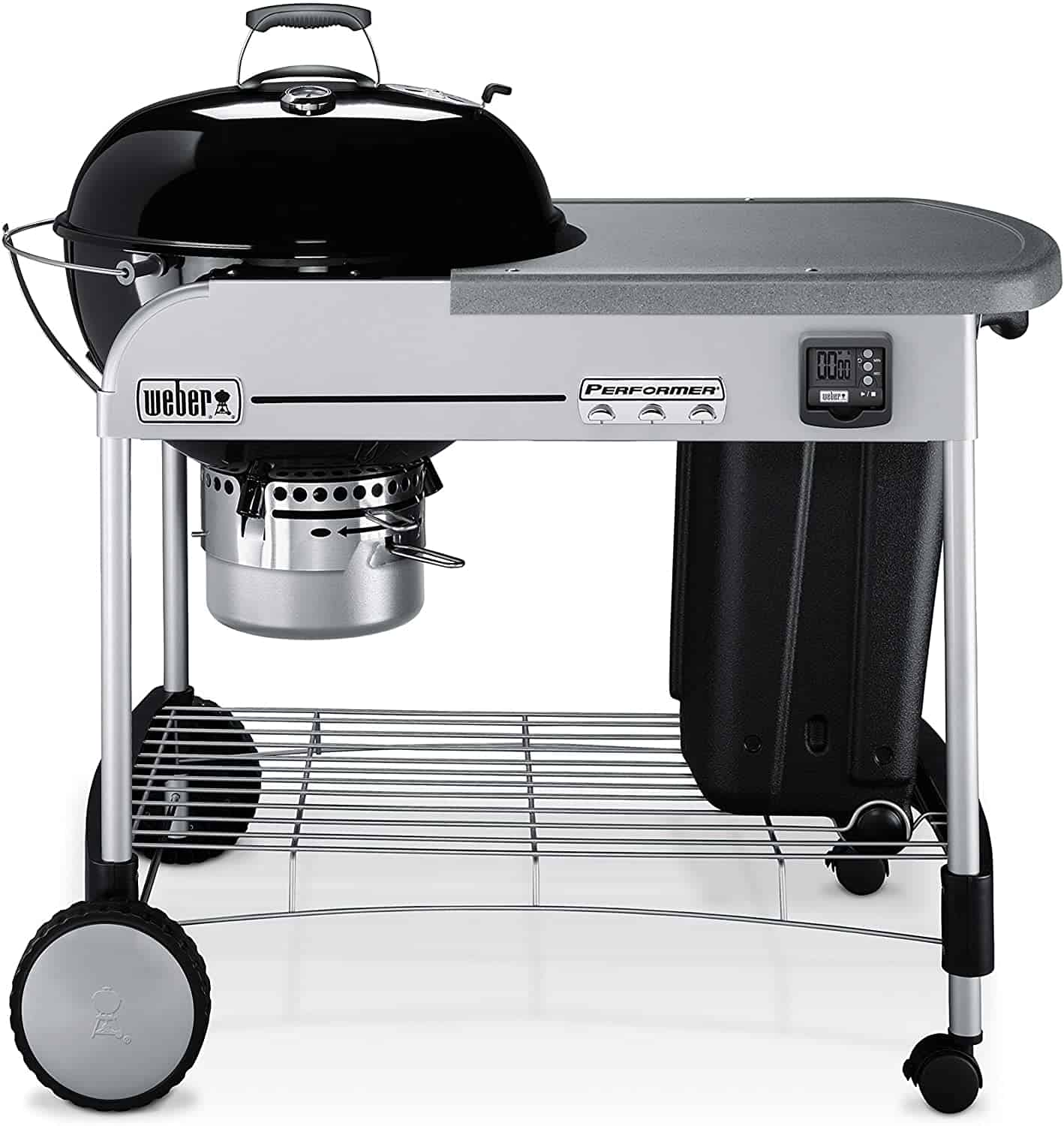 Weber Charcoal Premium Grill