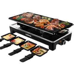 Cusimax Raclette Indoor Grill