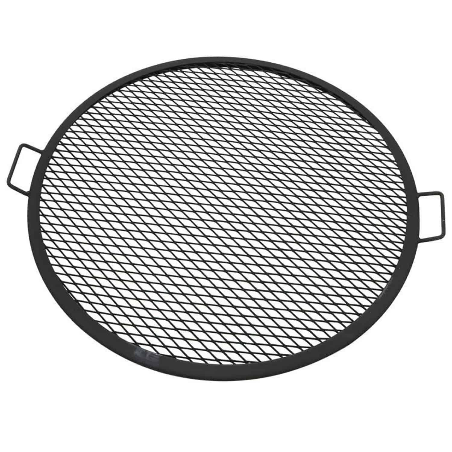 Sunnydaze X-Marks Fire Pit Cooking Grate