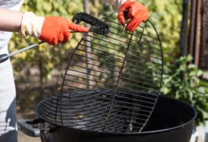 How To Clean A Flat Top Grill Cool Off