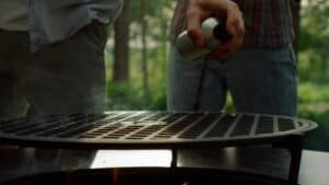 How To Clean A Flat Top Grill Season